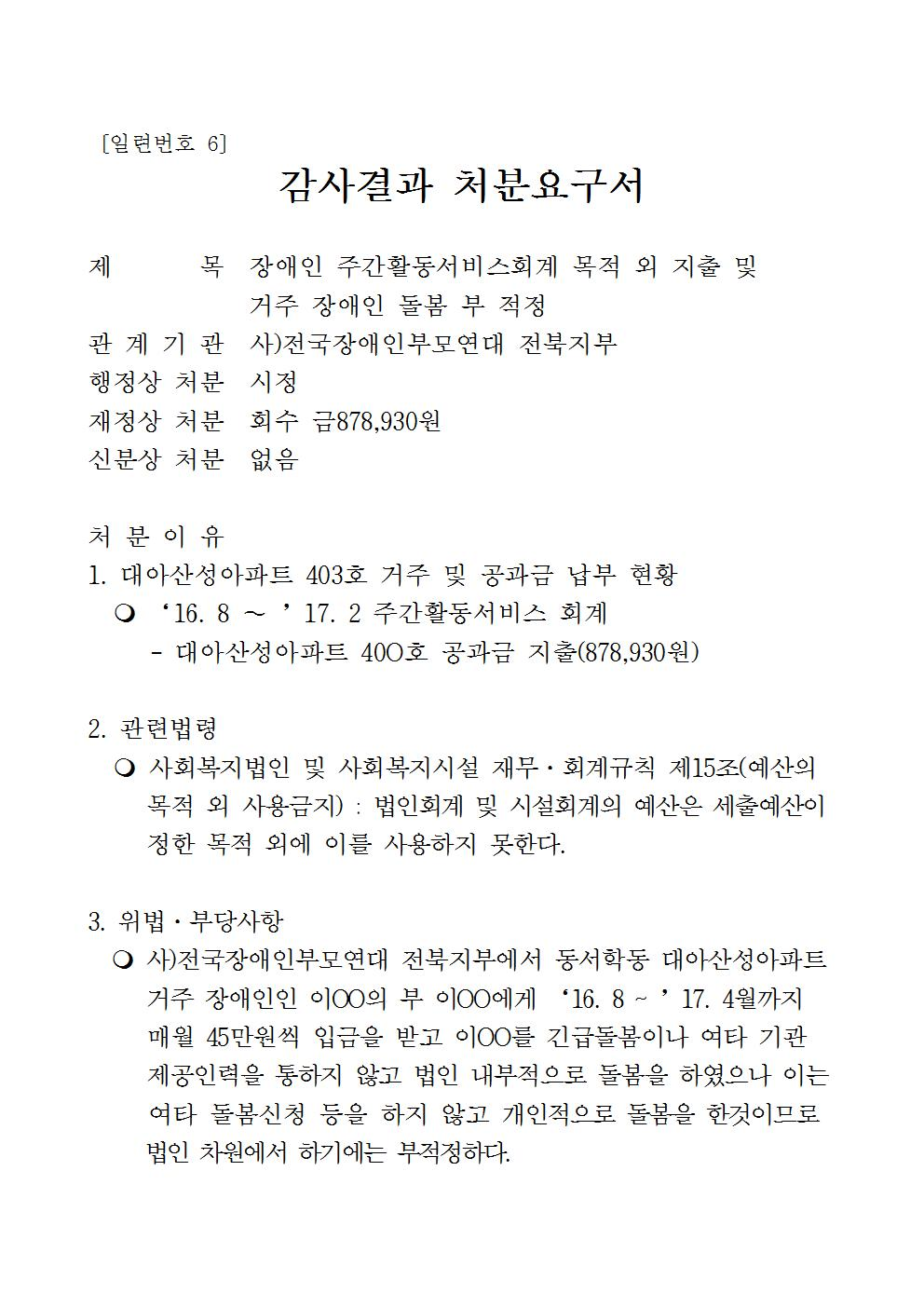 붙임) 처분요구서_전주시 생활복지과-37898(2017.9.1)호(공개용)011.jpg