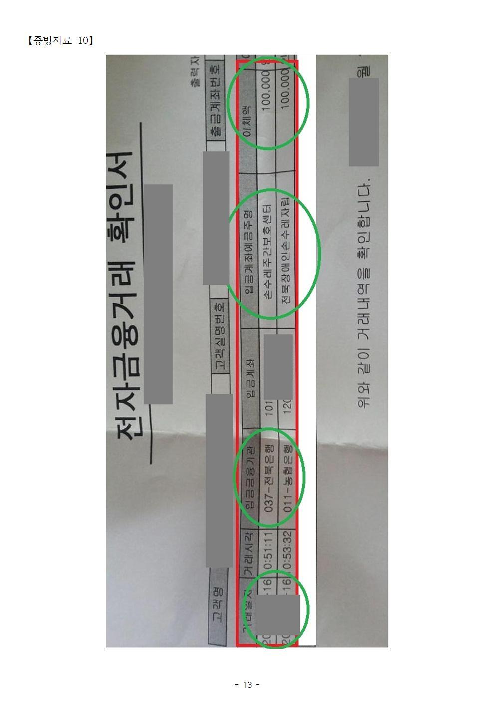 2013년 12월 31일 전주시(전북도), 손수레주간보호센터 신고에서 수리까지 모두 당일에 OK013.jpg