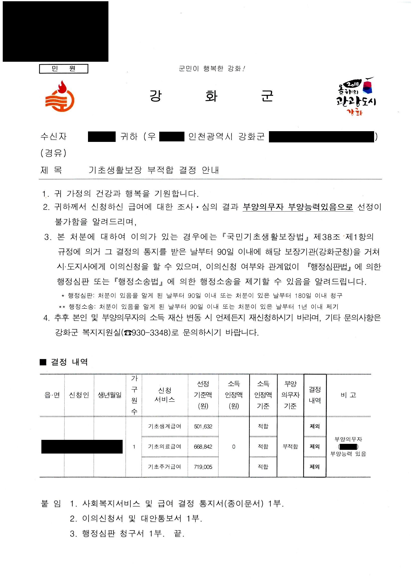 수정_기초생활보장 부적합 결정 안내_강화군 공문_복지지원실-43178(2018.5.25)_1.jpg